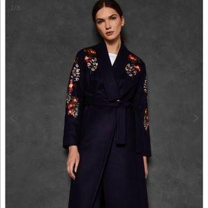Ted Baker Sirenaa Kimono Coat